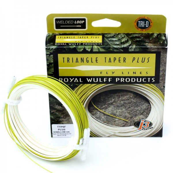 Royal Wulff Triangle Taper Plus