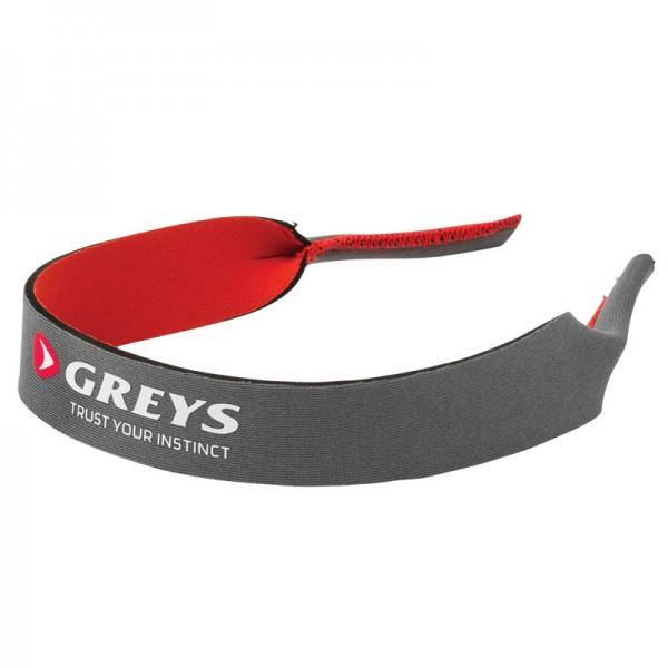 Greys Brillenband, Rot