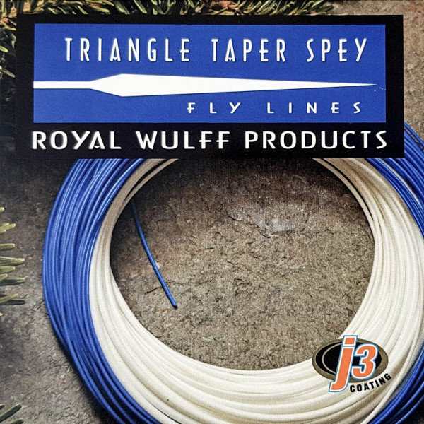 Royal Wulff Triangle Taper Super Spey