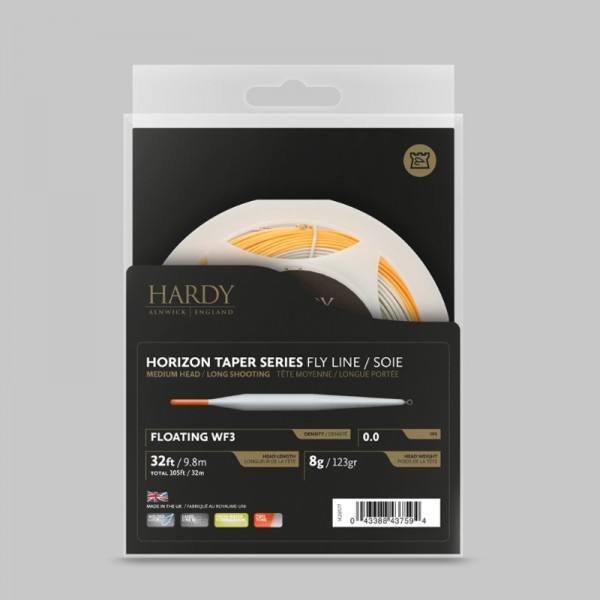 Hardy Horizon Taper