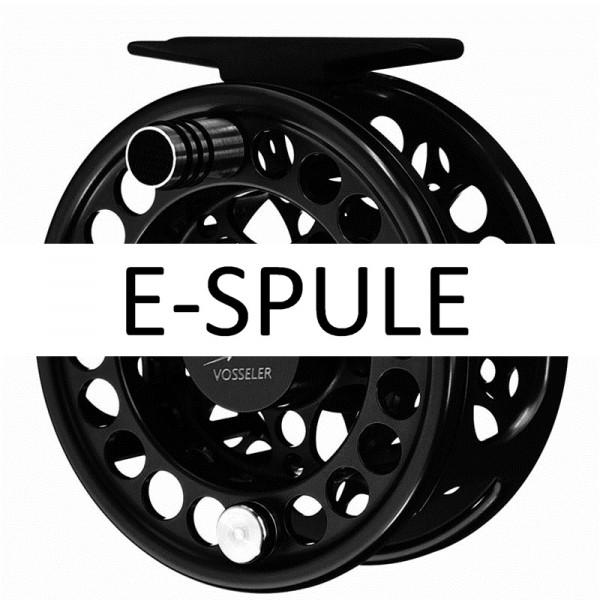 Vosseler DC2 #7/8 schwarz, E-Spule