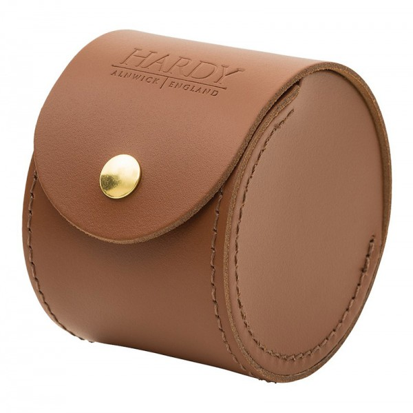 Hardy Leather Reel Case Wide