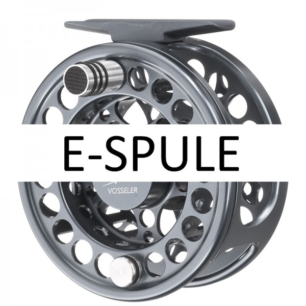 Vosseler DC2 #3/4 titan, E-Spule