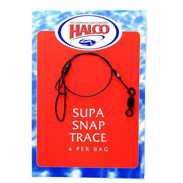 Halco Supa Snap Traces