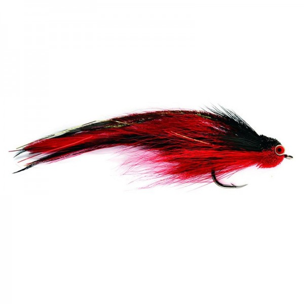 Fulling Mill Andino Deceiver Red&Black #2/0