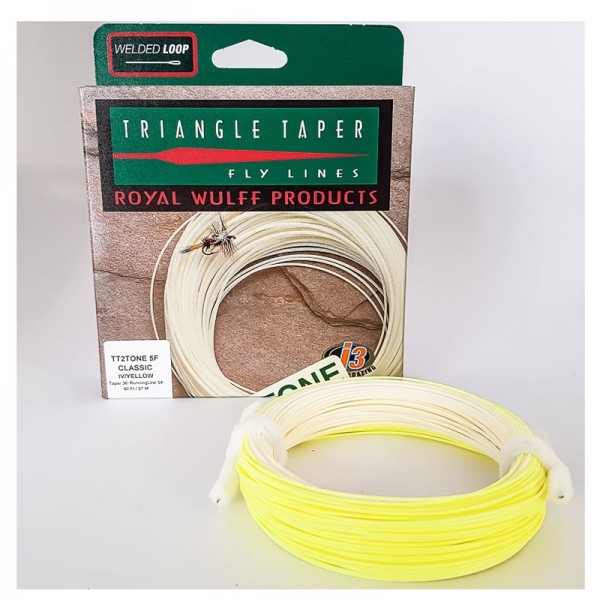 Royal Wulff Triangle Taper Two Tone