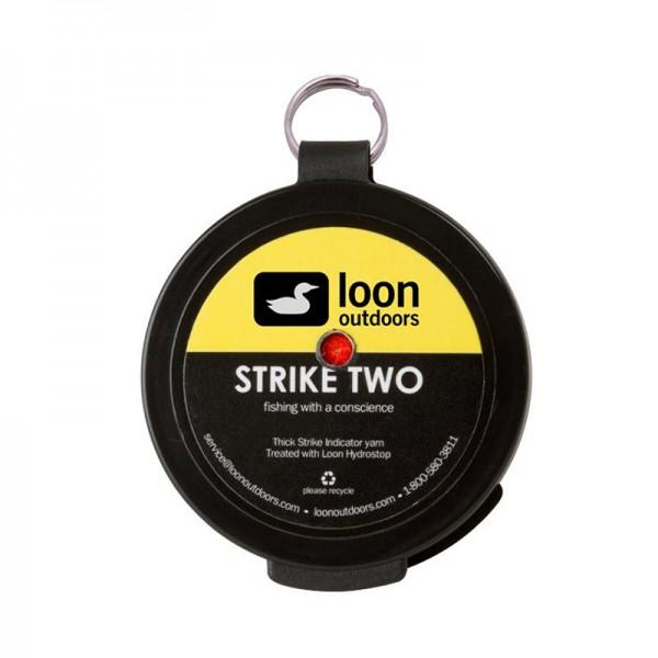 Loon Strike Two Yarn Indicator