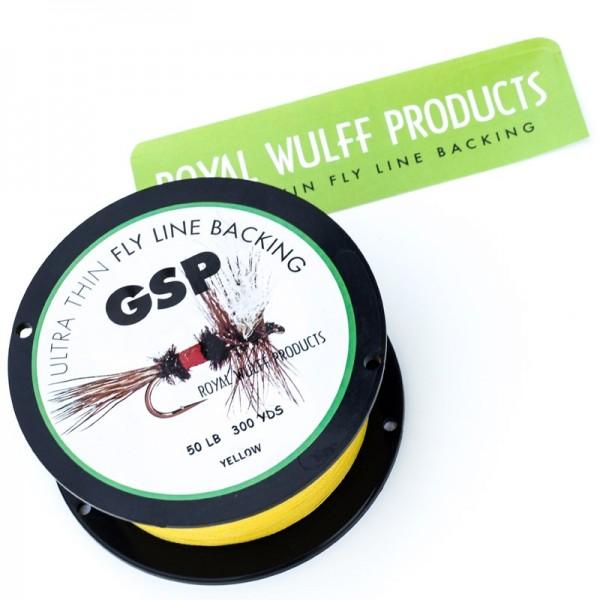 Royal Wulff GSP ultra, 300yds., 50lb.
