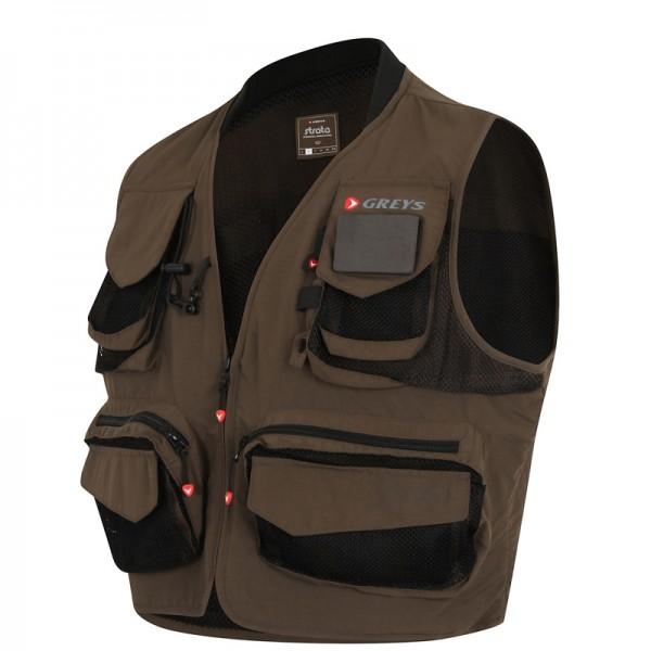 Greys Strata Fly Vest, Gr. S