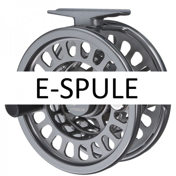 Vosseler S2 #8/10 titan, E-Spule